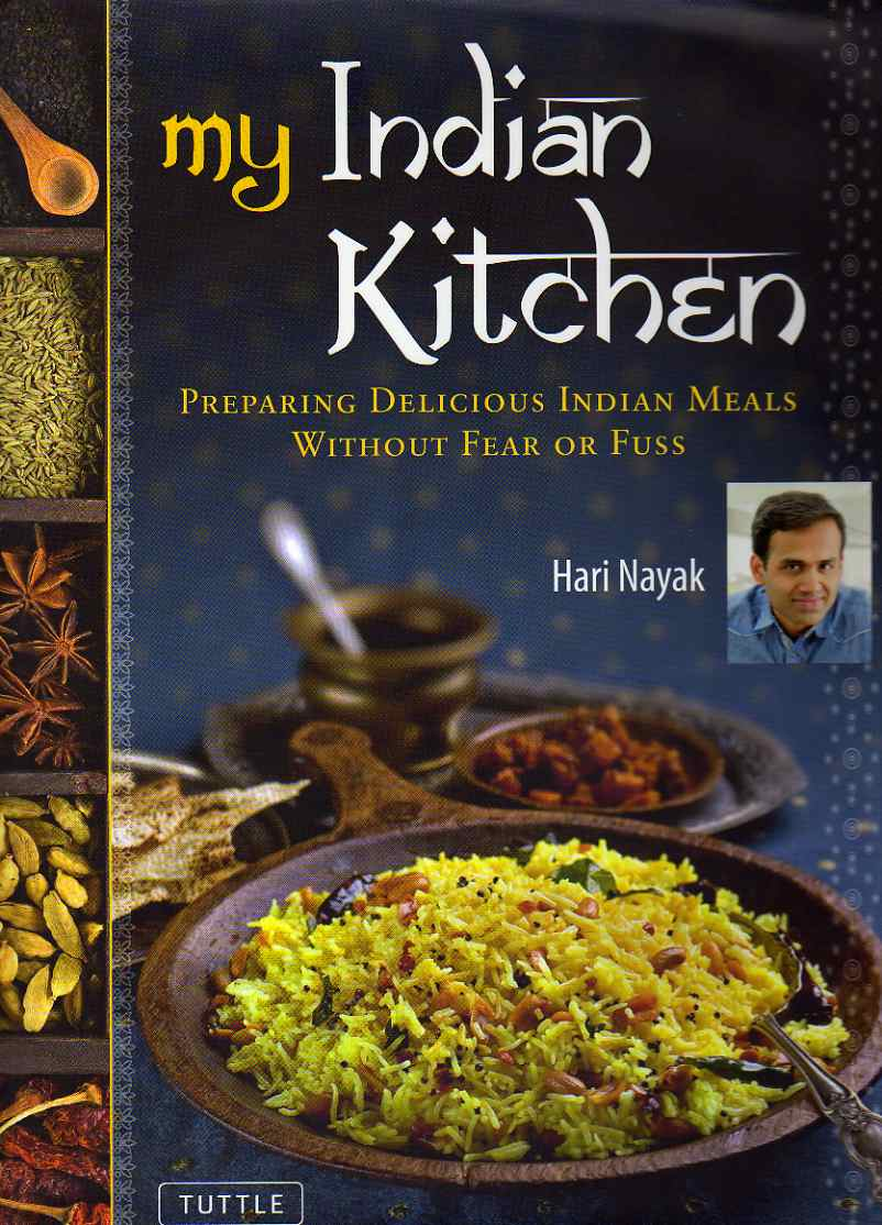 asian cookbook review My Indian Kitchen