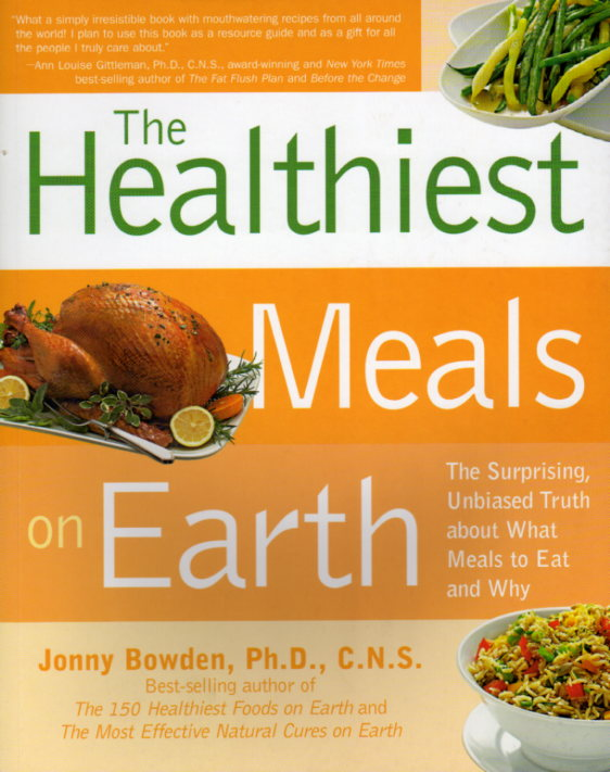 The Healthiest Meals on Earth