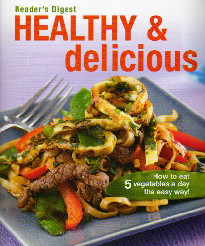 Healthy and Delicious by Reader's Digest – review