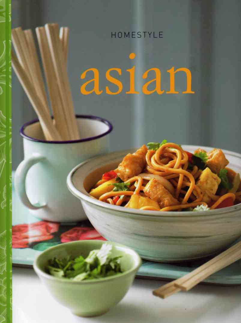 Homestyle Asian – Murdoch Books – review