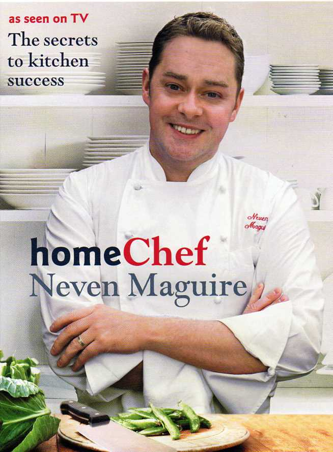 Cookbook review Neven Maguire Home Chef