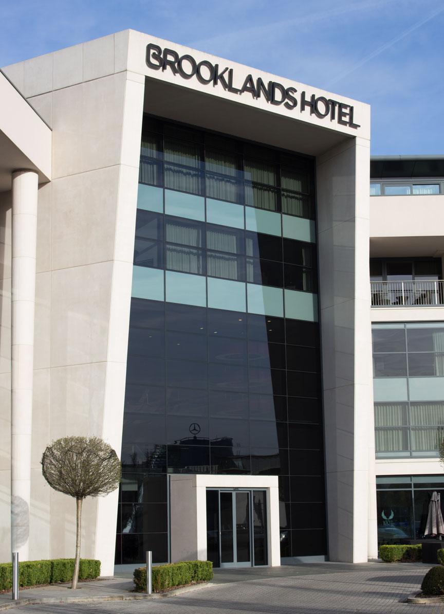 Brooklands Hotel Surrey