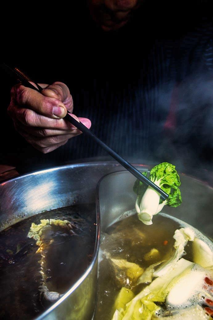 hot pot hand