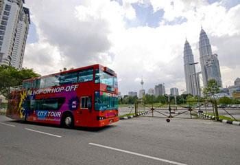 Kuala Lumpur bus