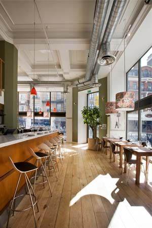 restaurant review Iberica