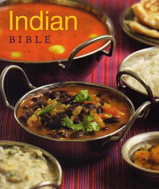 The Indian Bible – cookbook review