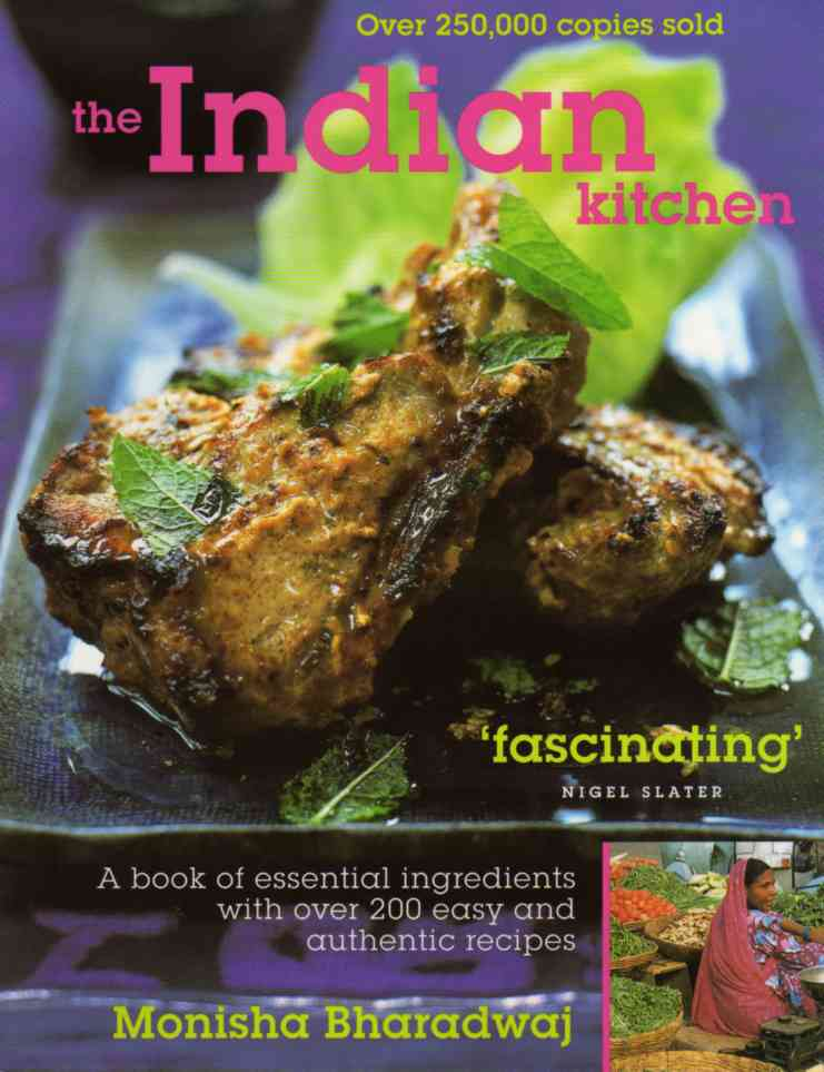 The Indian Kitchen by Monisha Bharadwaj – review