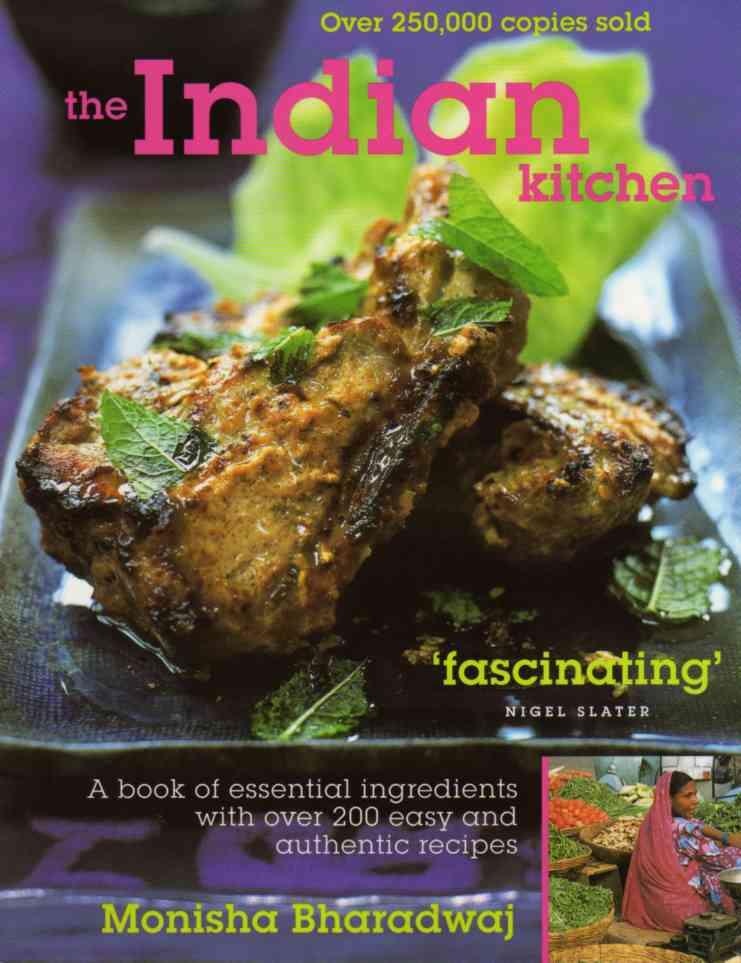 The Indian Kitchen by Monisha Bharadwaj – review