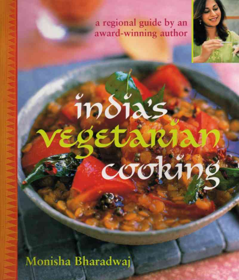 India's Vegetarian Cooking by Monisha Bharadwaj – review