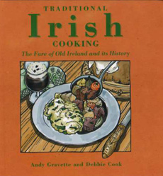 Traditional Irish Cooking by Andy Gravette – review