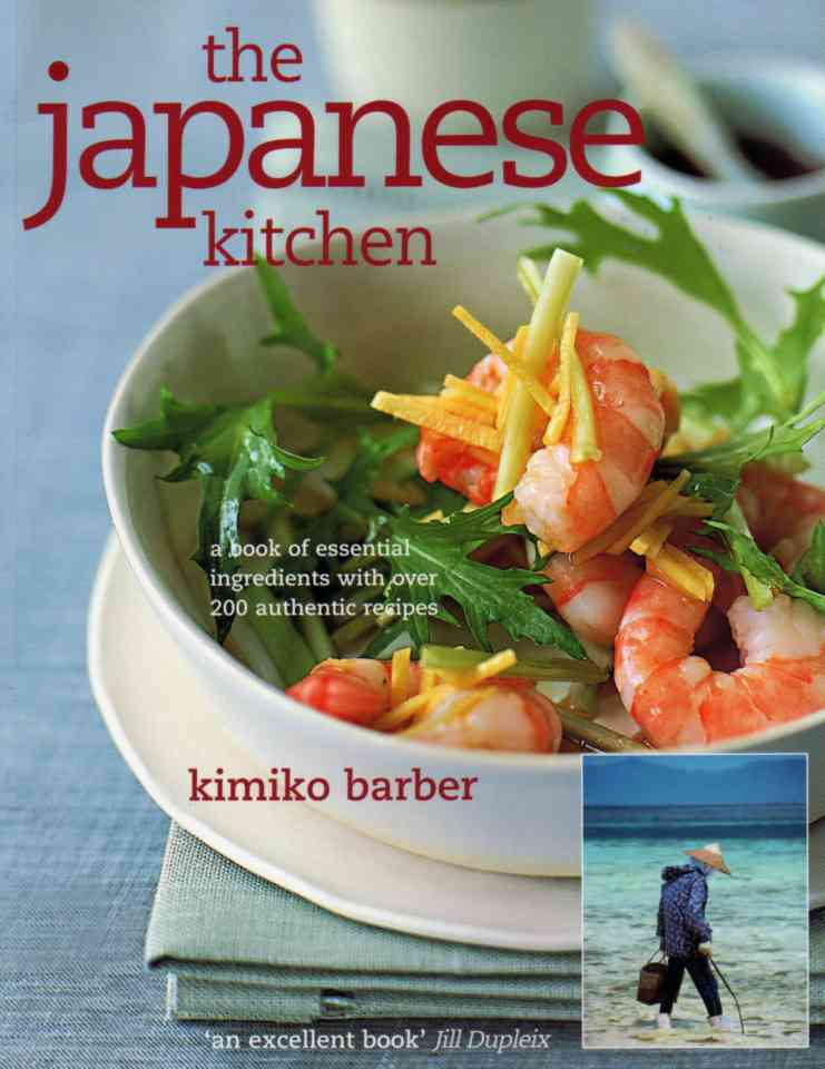 The Japanese Kitchen by Kimiko Barber – review