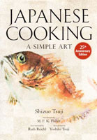 Cookbook review Japanese Cooking - A Simple Art