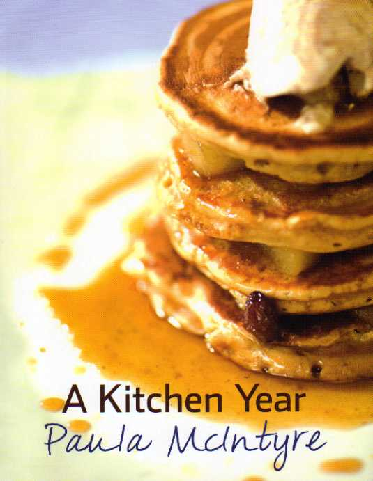 A Kitchen Year by Paula McIntyre – review