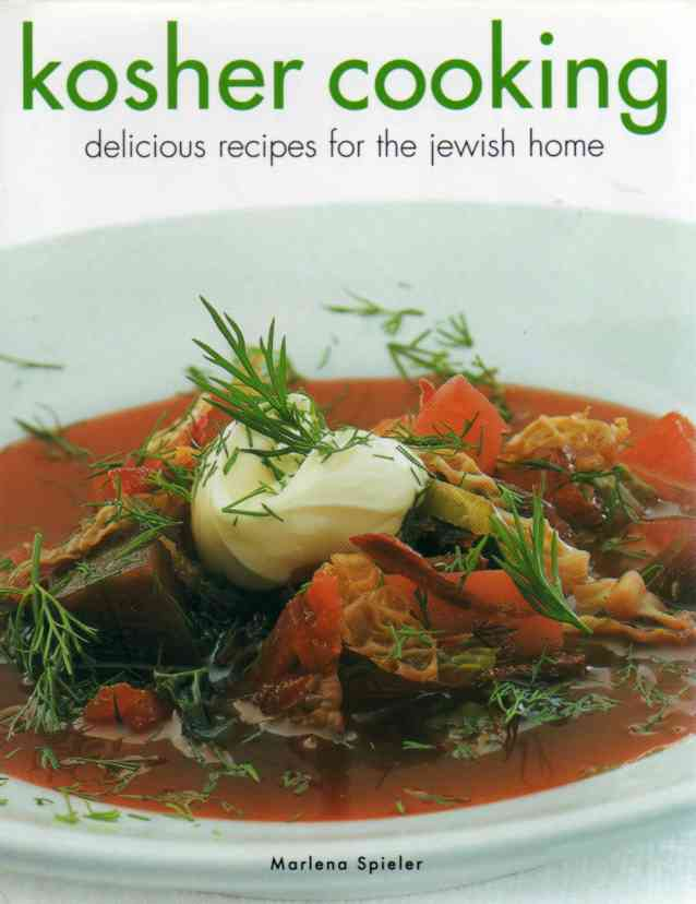 Kosher Cooking by Marlena Spieler – review