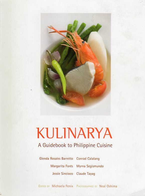 Kulinarya by Glenda Rosales Barretto – review