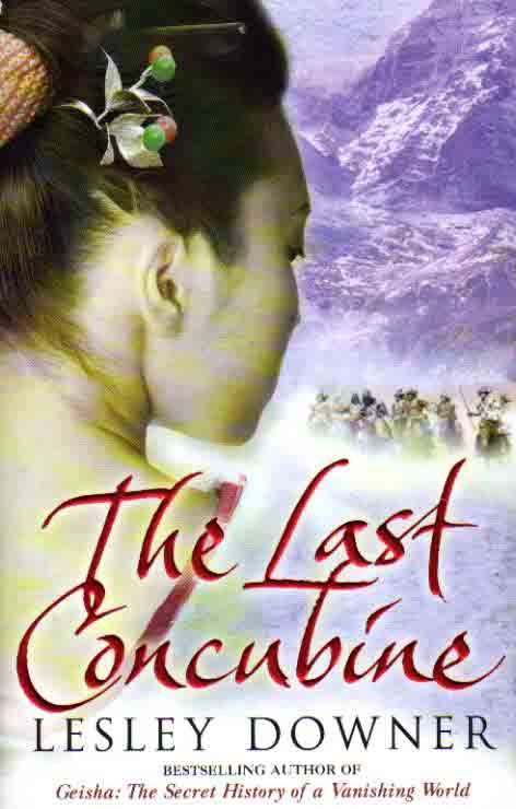 asian book review The Last Concubine