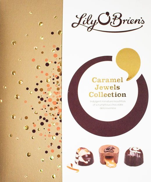 Lily O'Brien's Caramel Jewels Collection – review