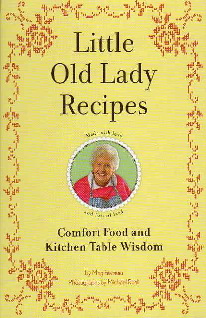 Little Old Lady Recipes by Meg Favreau – review