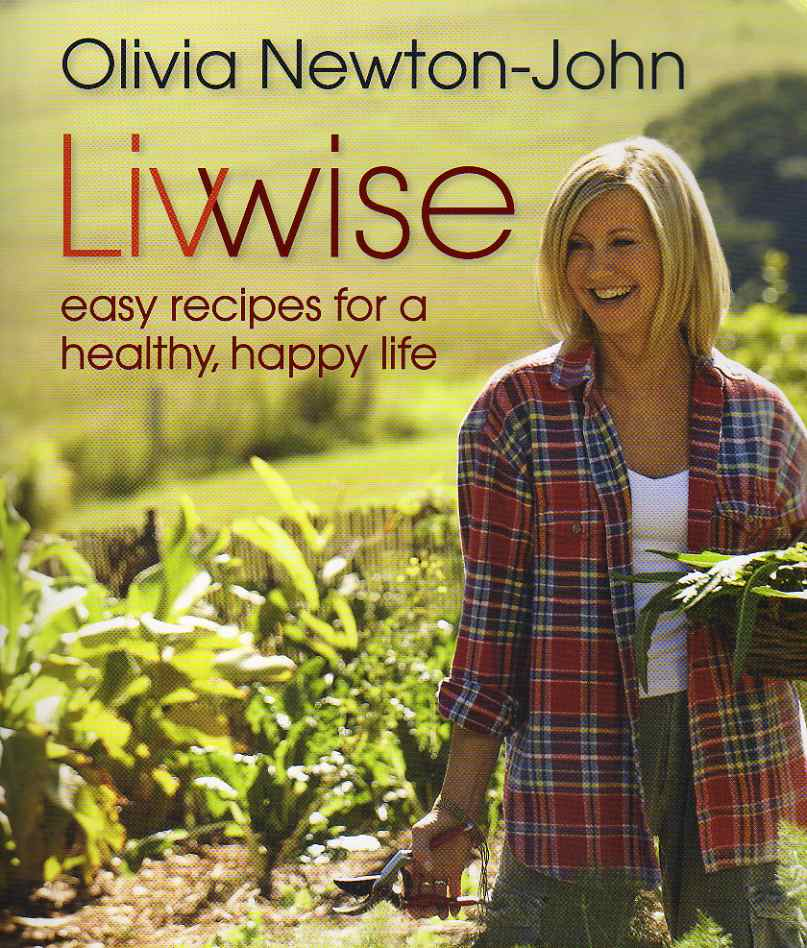 cookbook review Livwise
