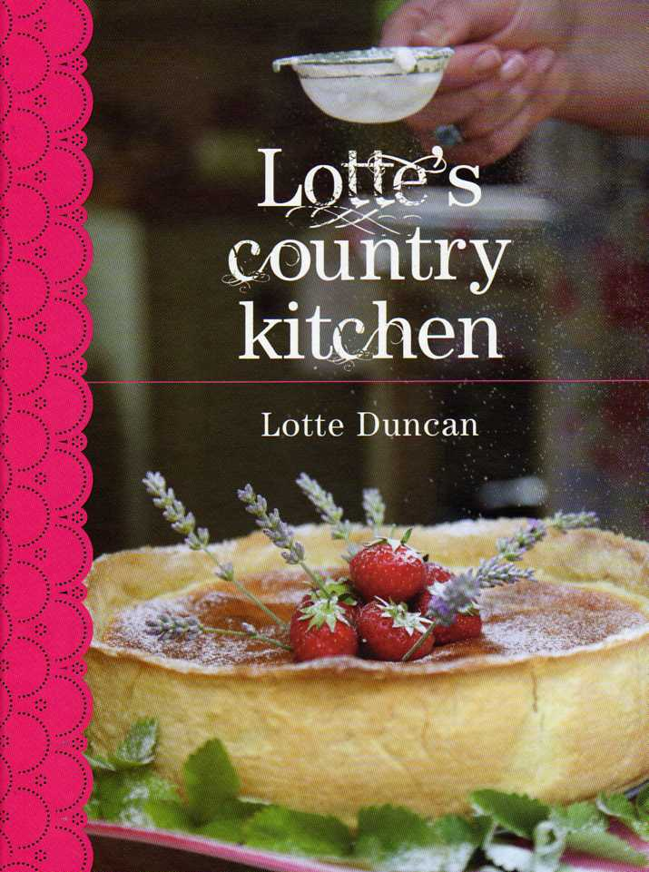 cookbook review Lotte's Country Kitchen