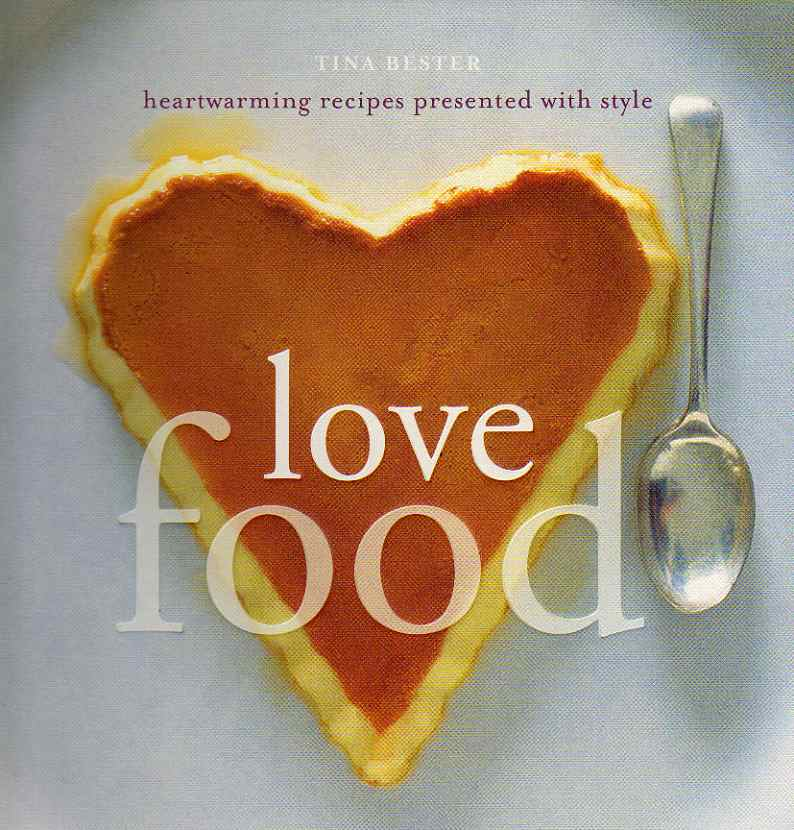 cookbook review Love Food
