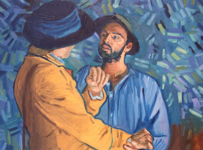 Loving Vincent …and Tim – exhibition review