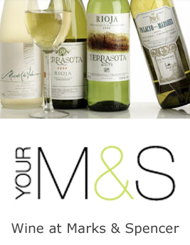 Marks and Spencer wine