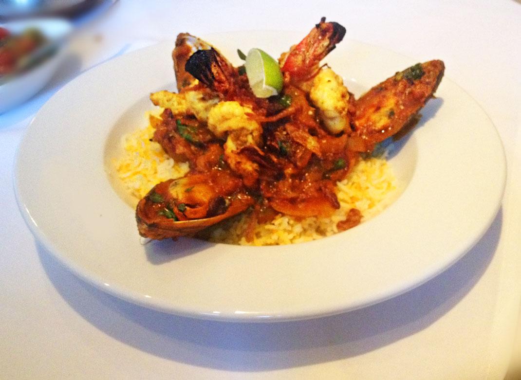 Ma Goa seafood