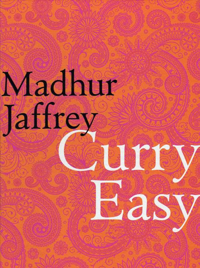 asian cookbook review Madhur Jaffrey Curry Easy