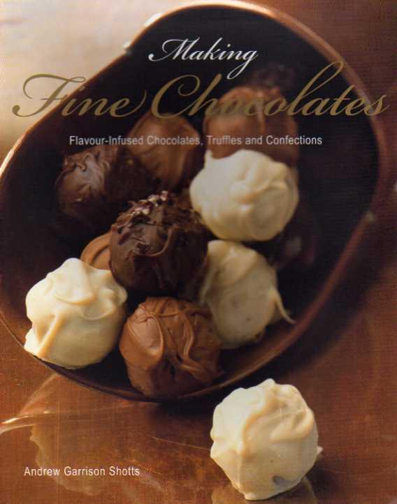 making fine chocolates
