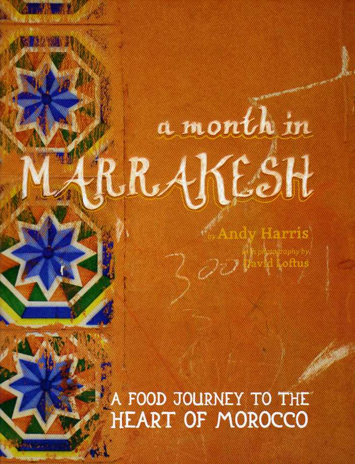 A Month in Marrakesh by Andy Harris – review