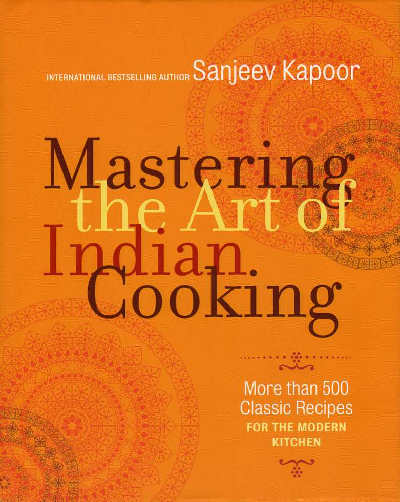 Master of the Art of Indian Cooking