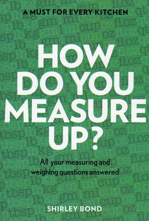 How Do You Measure Up? by Shirley Bond – review