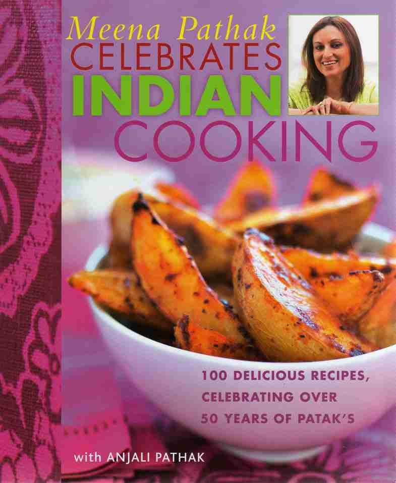 asian cookbook review Meena Pathak