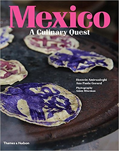 Mexico culinary quest
