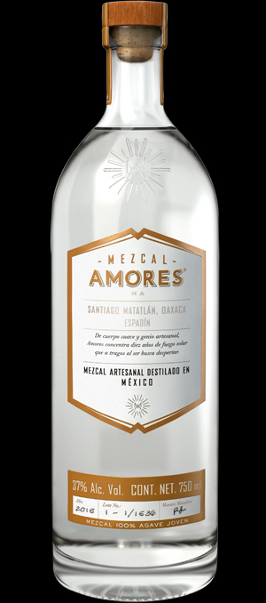 Mezcal Amores – drinks review