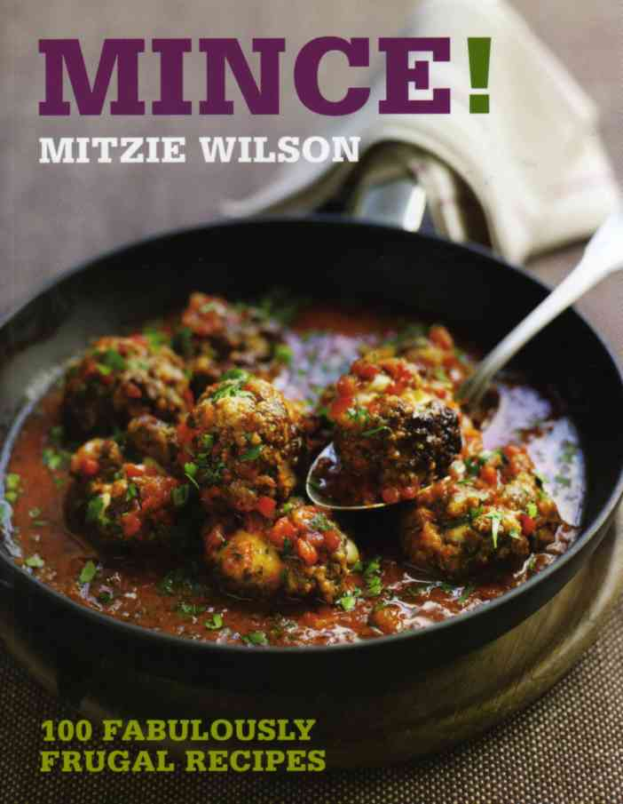 cookbook reviews Mince!