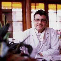 restaurant review Al Waha Lebanese chef