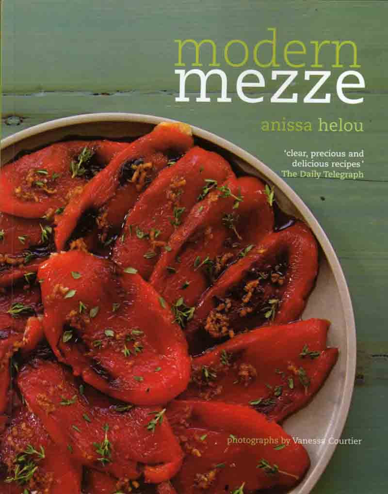 Modern Mezze by Anissa Helou – review