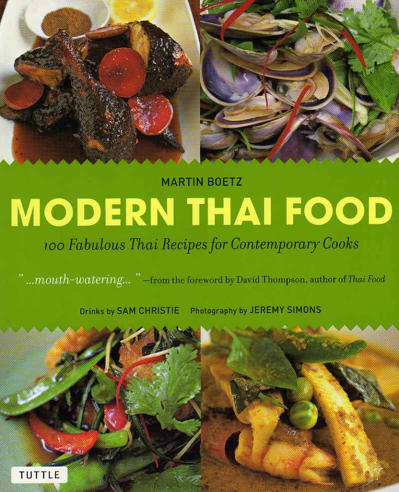 Modern Thai Food by Martin Boetz – review