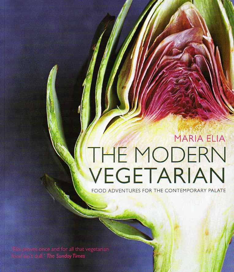 The Modern Vegetarian by Maria Elia – review