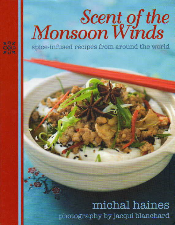 Scent of the Monsoon Winds by Michal Haines – review