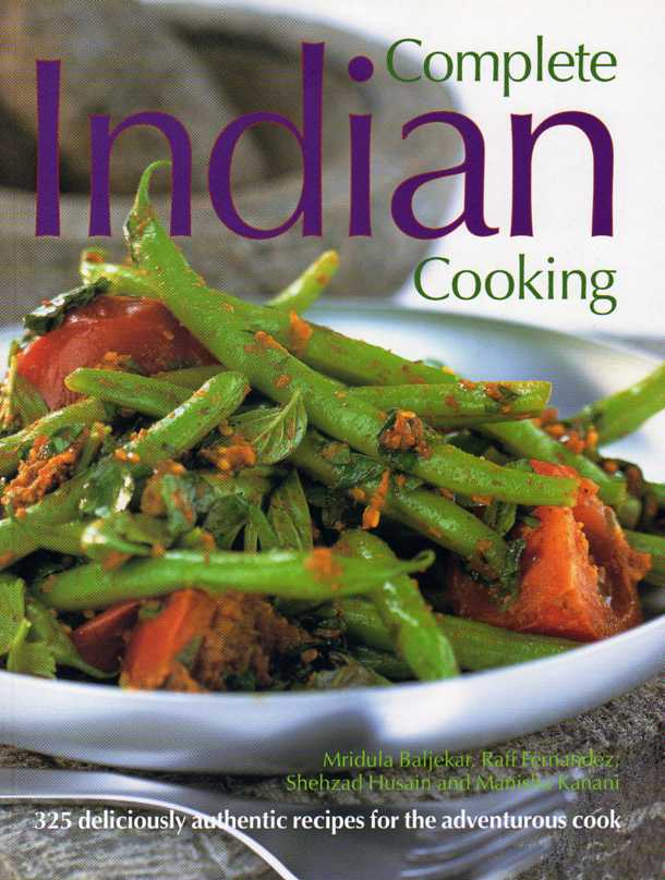 asian cookbook review Complete Indian Cooking