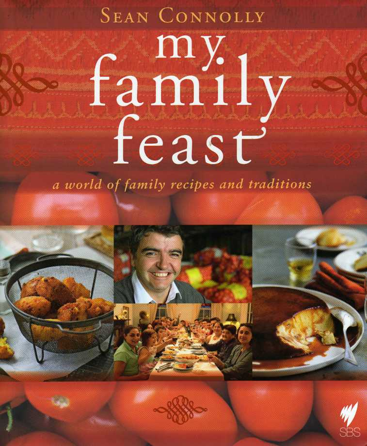 My Family Feast – cookbook review