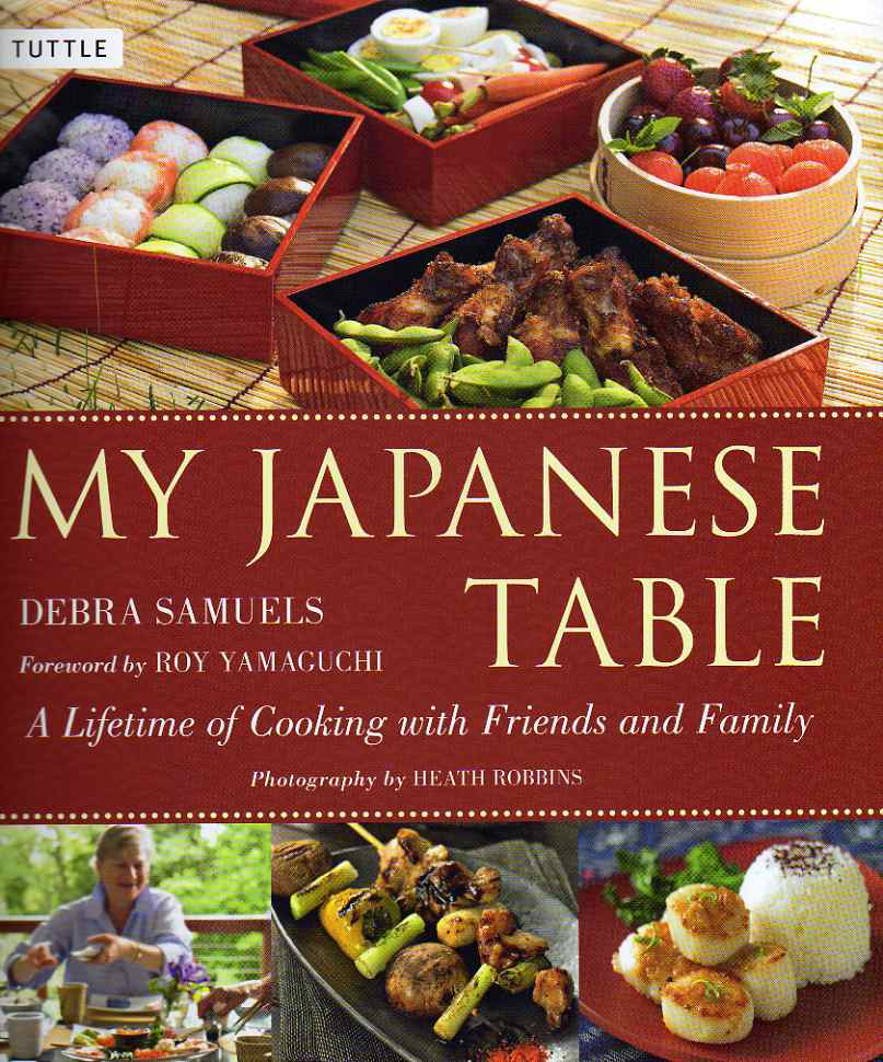 My Japanese Table by Debra Samuels – review