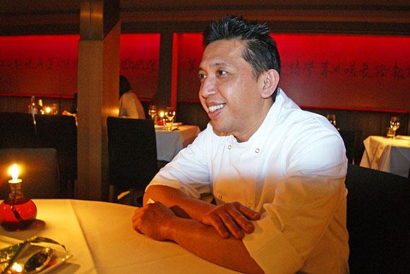 Naga restaurant chef
