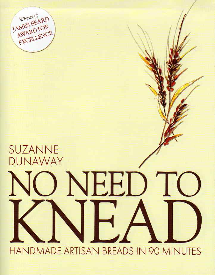 No Need to Knead by Suzanne Dunaway – review