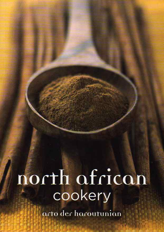 cookbook review North African Cookery