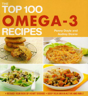 Top 100 Omega-3 Recipes by Penny Doyle – review