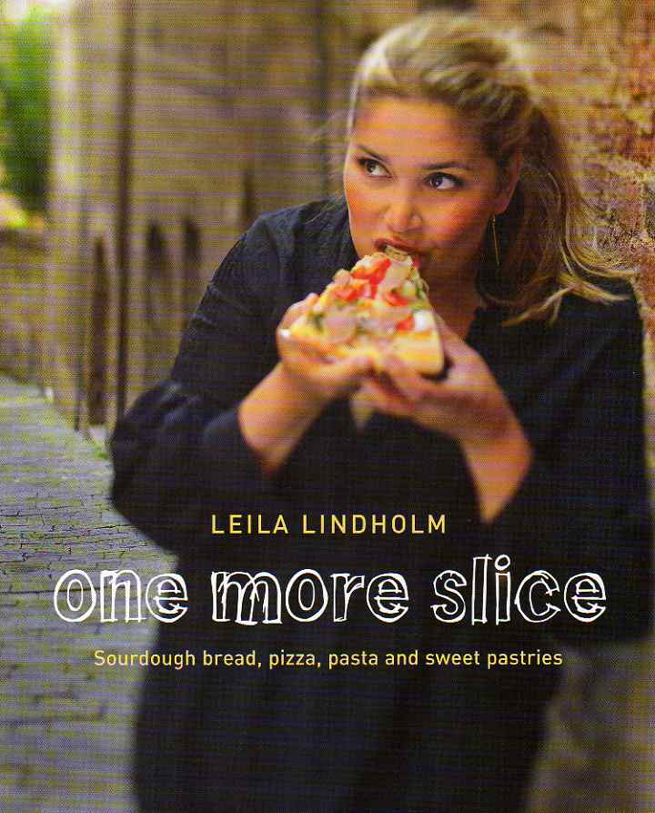 cookbook review One More Slice